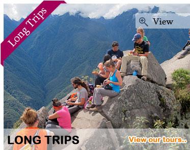 Peru Long Trips