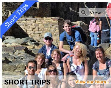 Peru Short Trips