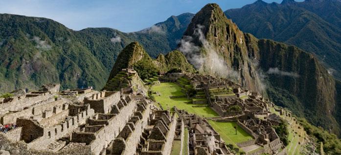 Machu Picchu 2017