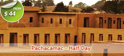 Pachacamac - Half Day